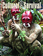 Cultural Survival Matis Tribe